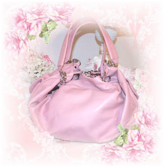 ~ Pink Shabby Girl Purses ~