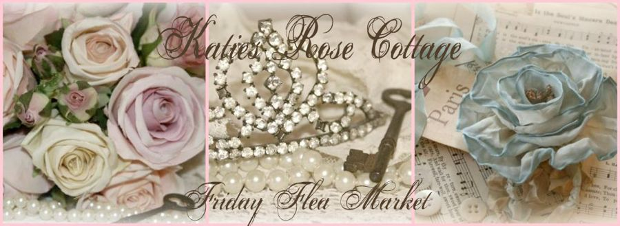Blogger's Friday Flea Market