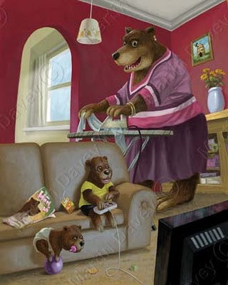 front_room_bear_family
