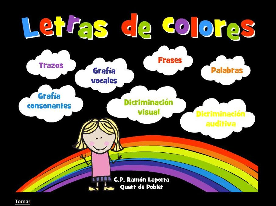 Logopedia Creativa Juegos Online Del Colegio Ramon Laporta