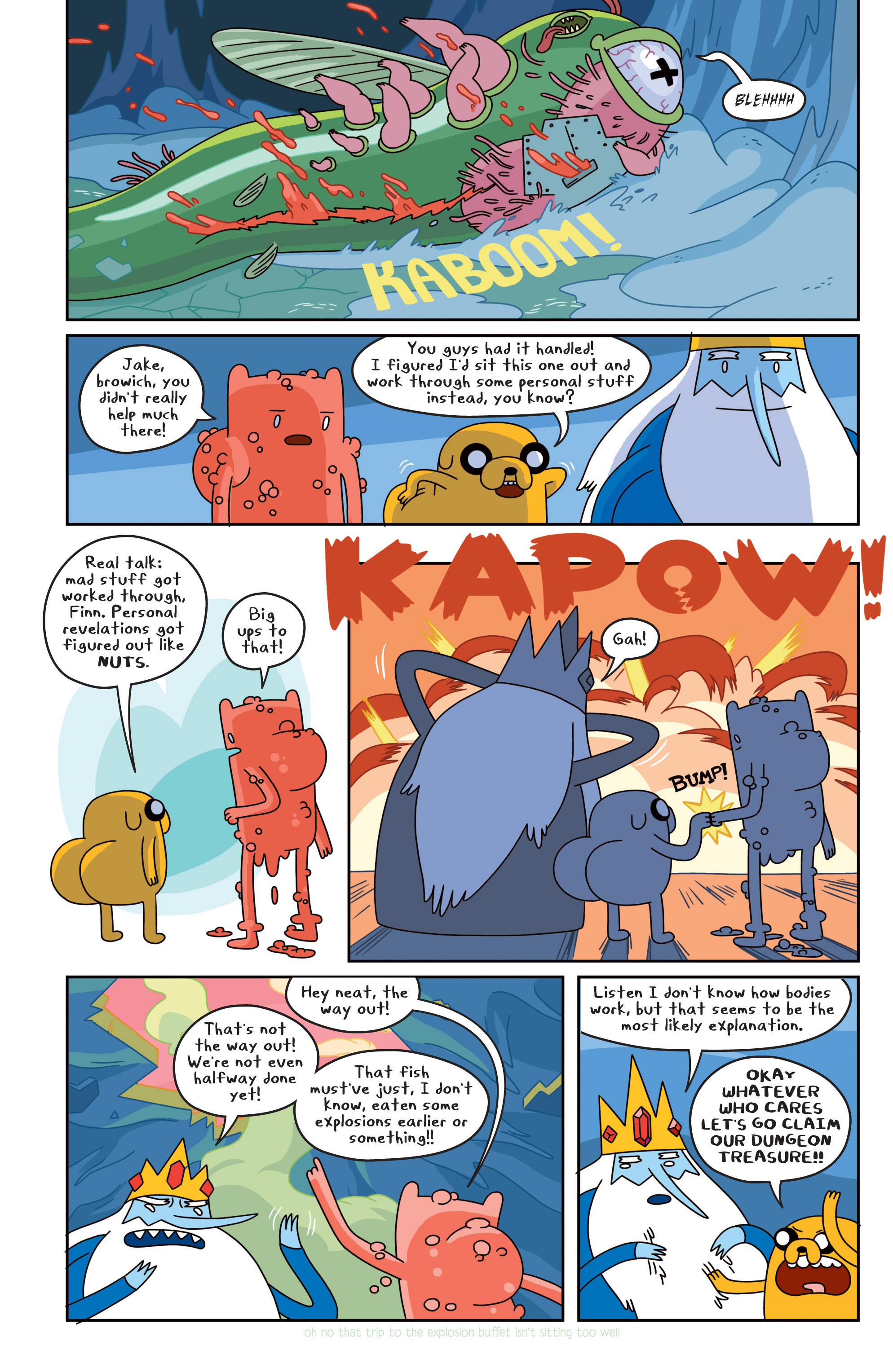 Read online Adventure Time comic -  Issue #17 - 10