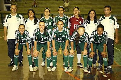 7ebb083243 Jogando na manhã deste domingo pela segunda partida da final do Campeonato  Paulista categoria Sub 20 Feminino