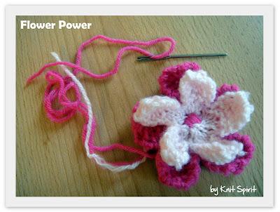 fleur tricot