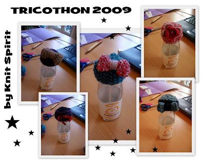 bonnets tricothon 2009