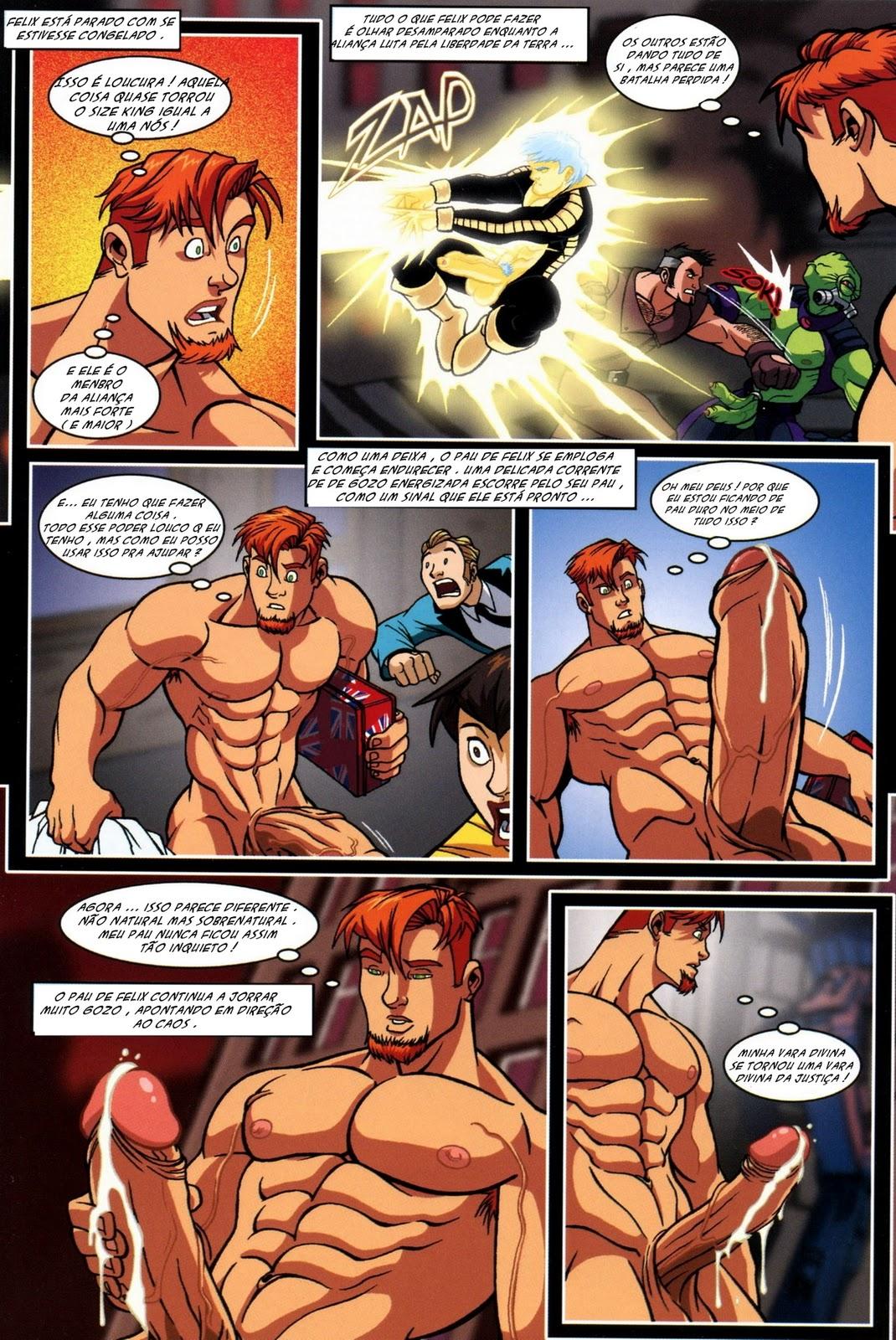 zdarma gay sex komiks