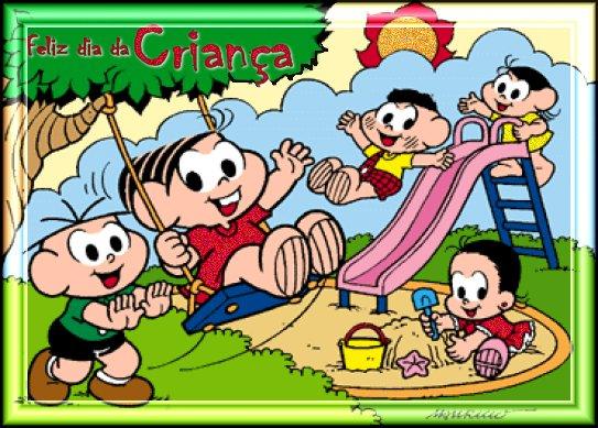 EE Profª Eulice Silvio 3972-3456: Feliz Dia Das Crianças