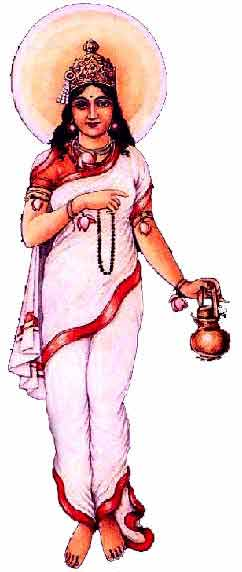 Maa Brahmacharini – Goddess Worshipped on the second day of Navratri