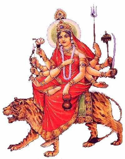 Maa Chandraghanta – Goddess Worshipped on the third day of Navratri