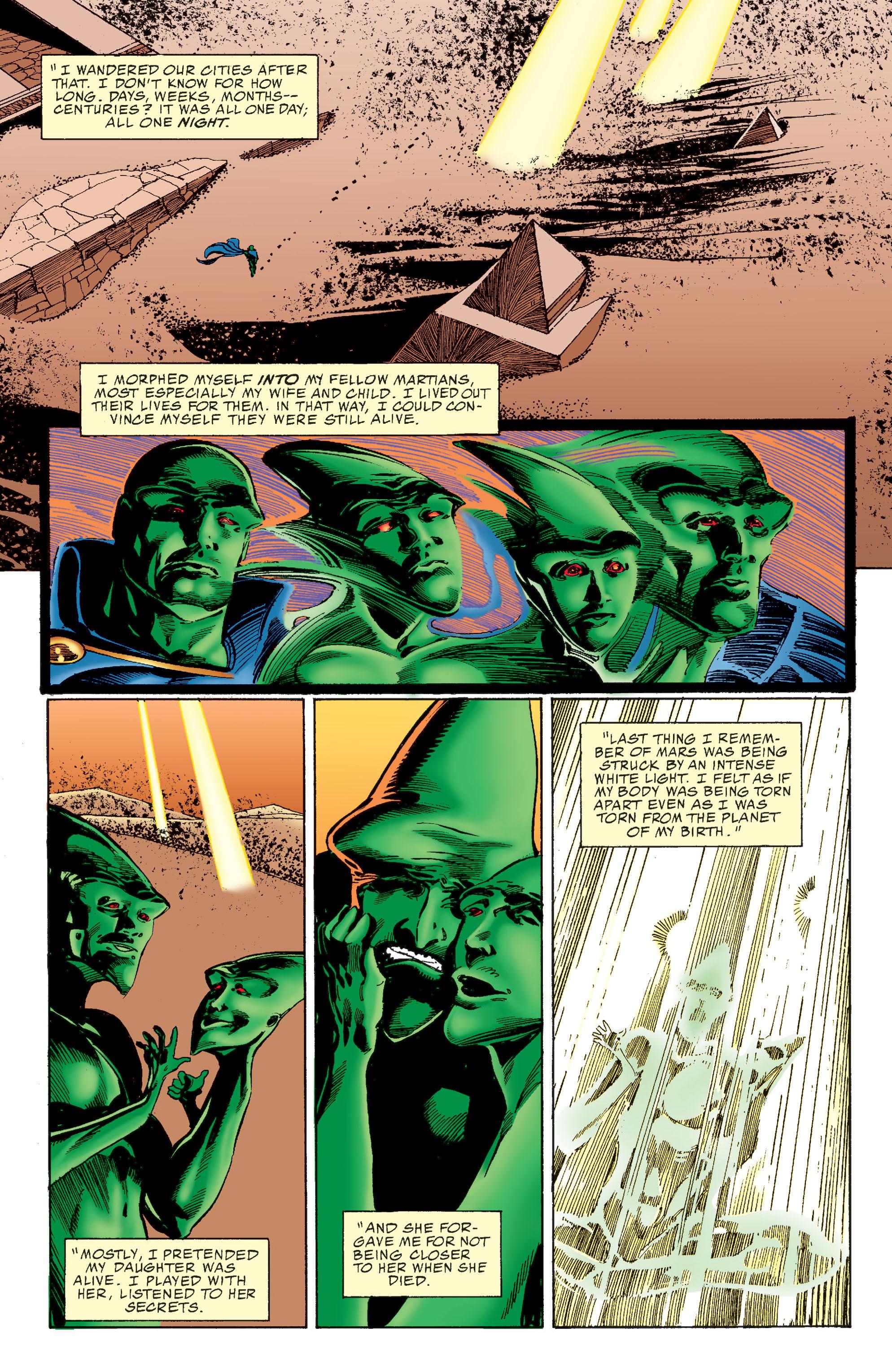 Read online Martian Manhunter: Son of Mars comic -  Issue # TPB - 19