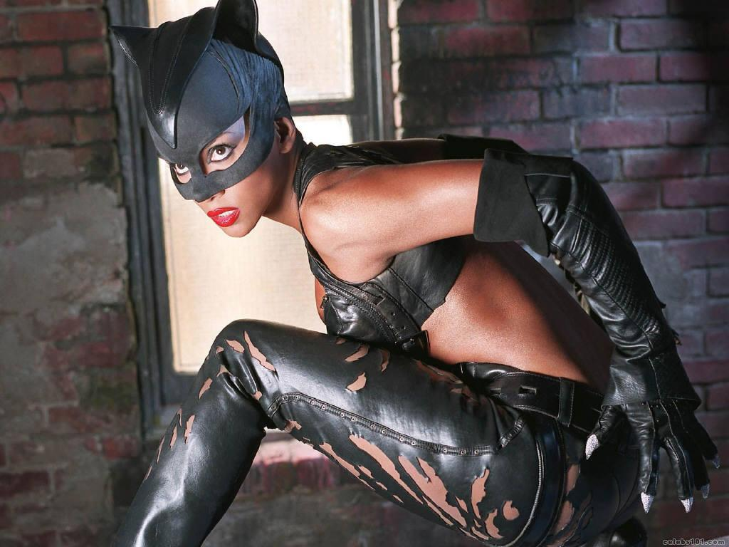 Porn catwoman halle berry