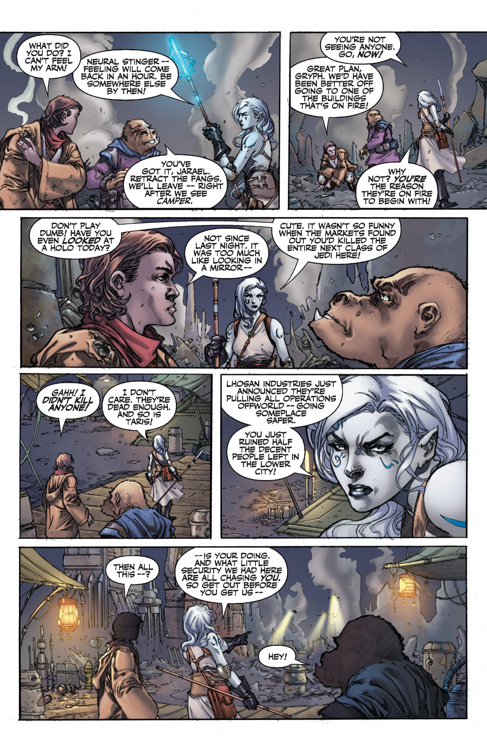 Read online Star Wars Omnibus comic -  Issue # Vol. 29 - 73