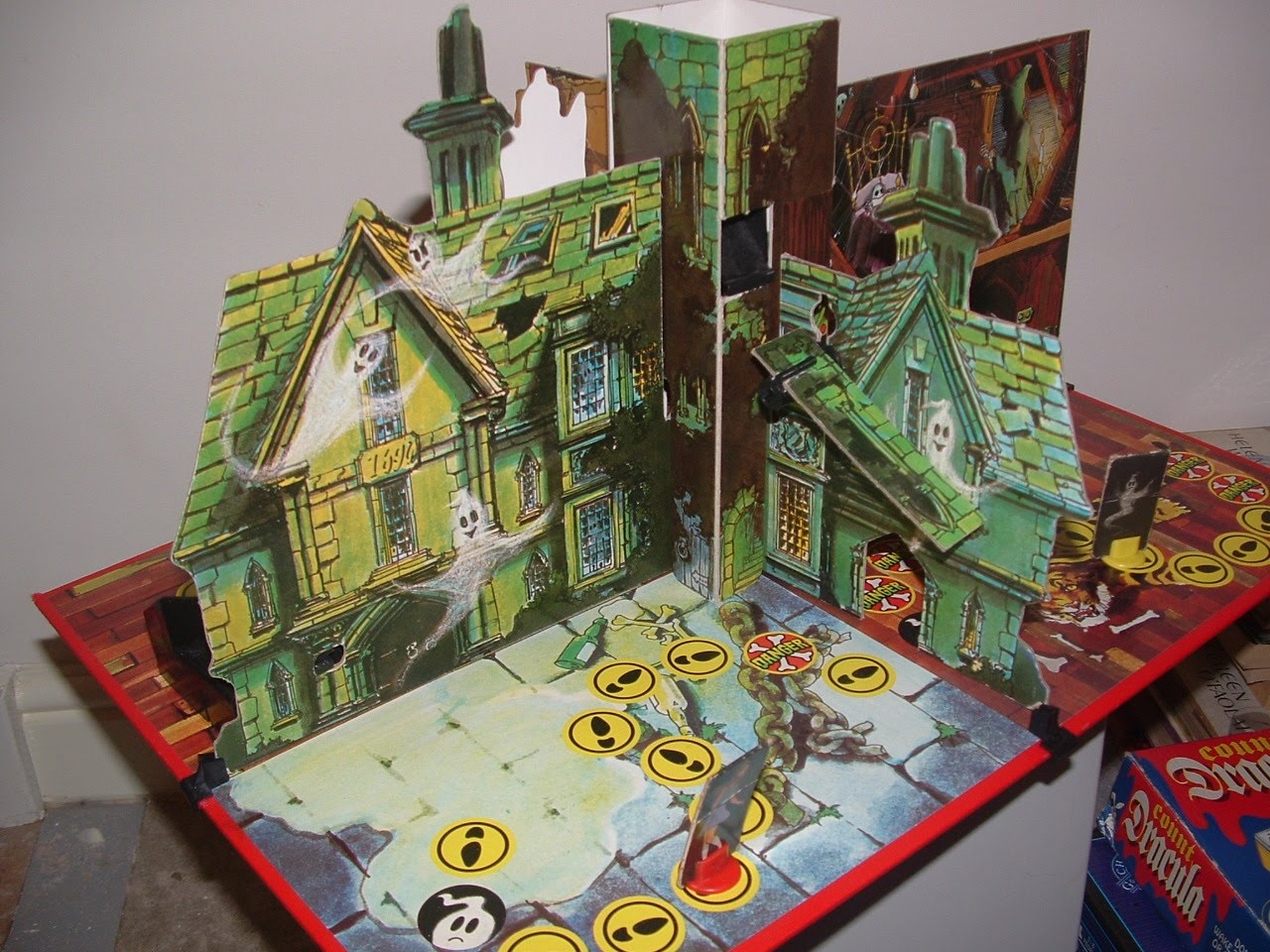 Haunted House Games