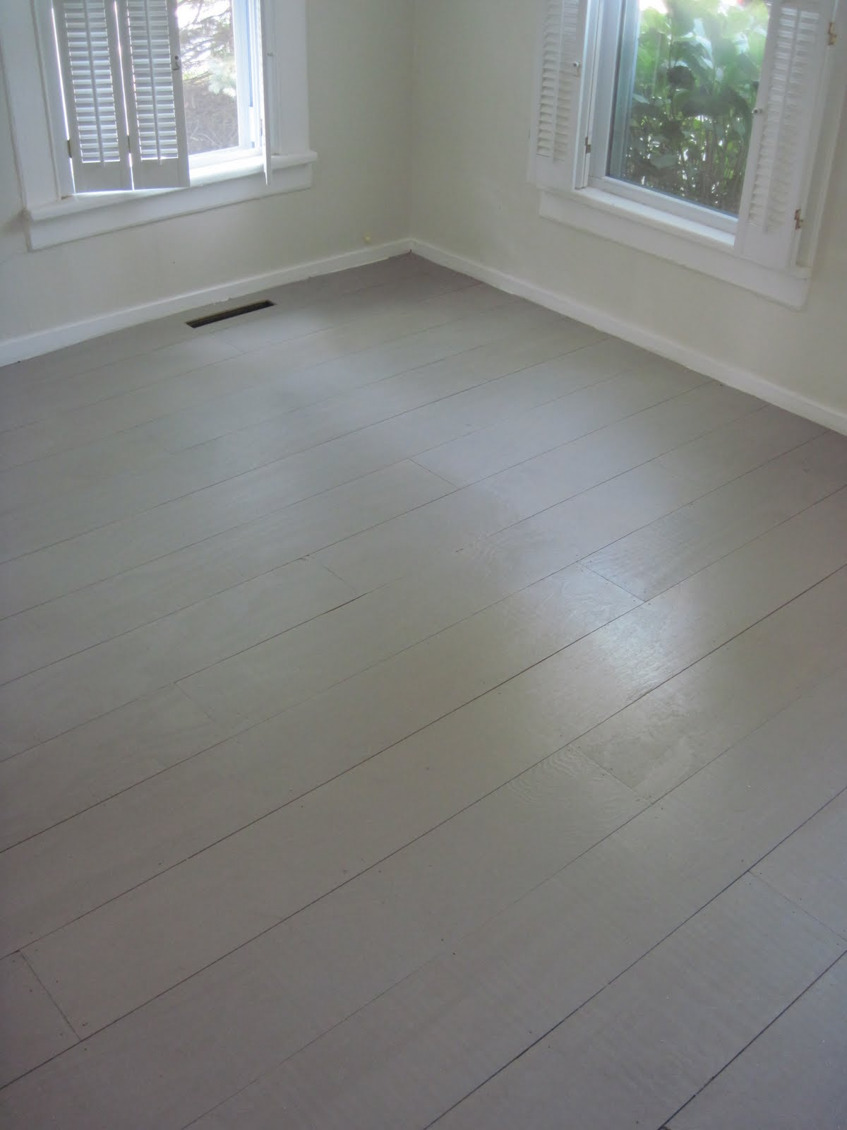 How To Paint A Plywood Kitchen Floor