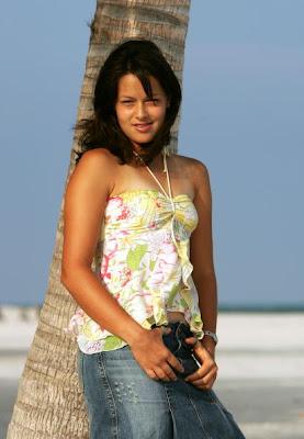 Germanys Next Top Model Contestant Gina-Lisa Lohfink