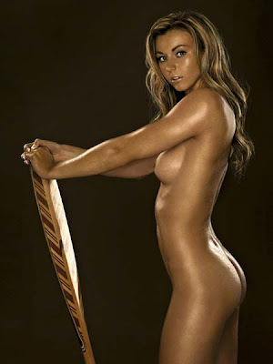 Are Sexy hot nude female athlete photos
