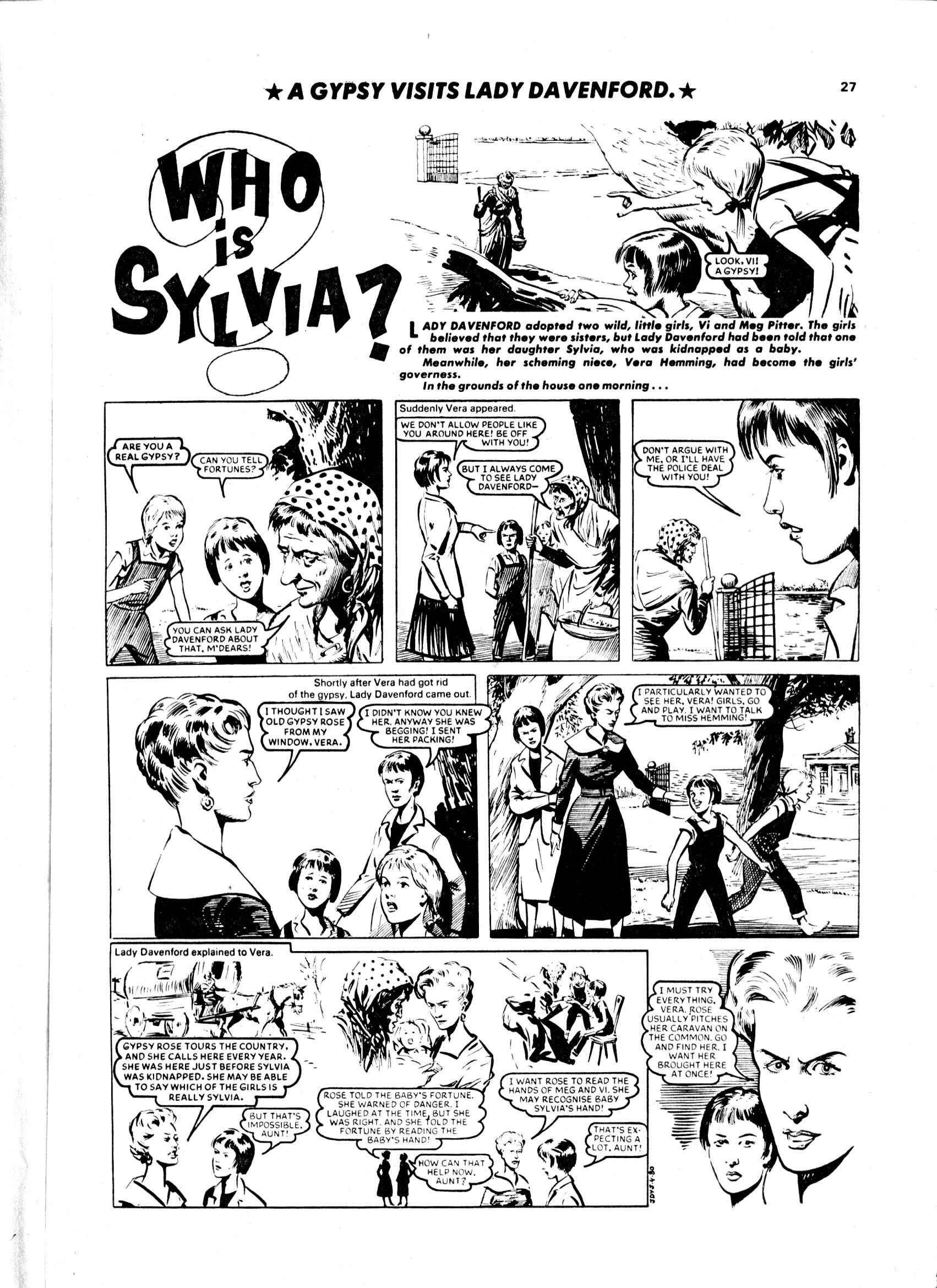 Read online Judy comic -  Issue #56 - 27