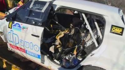 air tsinelas robert kubica injured in a freak rally accident. Black Bedroom Furniture Sets. Home Design Ideas
