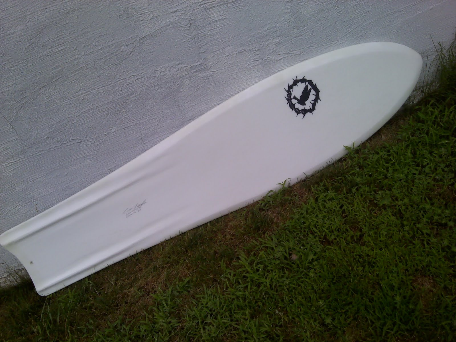 Risen sun surfboards and skimboard manufacturing new for Skimboard template