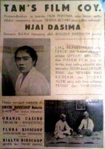 %name Film Film Pertama Indonesia