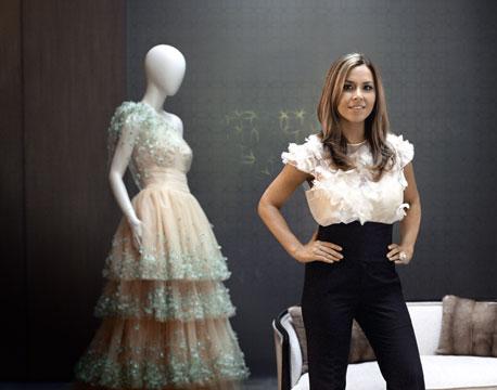 Filipino Entertainment News Gossip My Fashion Icon Monique Lhuillier