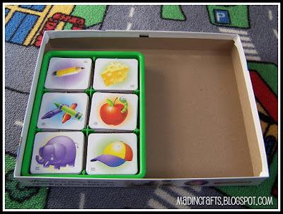 More Playroom Organization