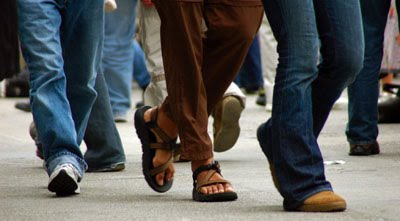 Fitness Walking Shoes Kangaroo Exercise