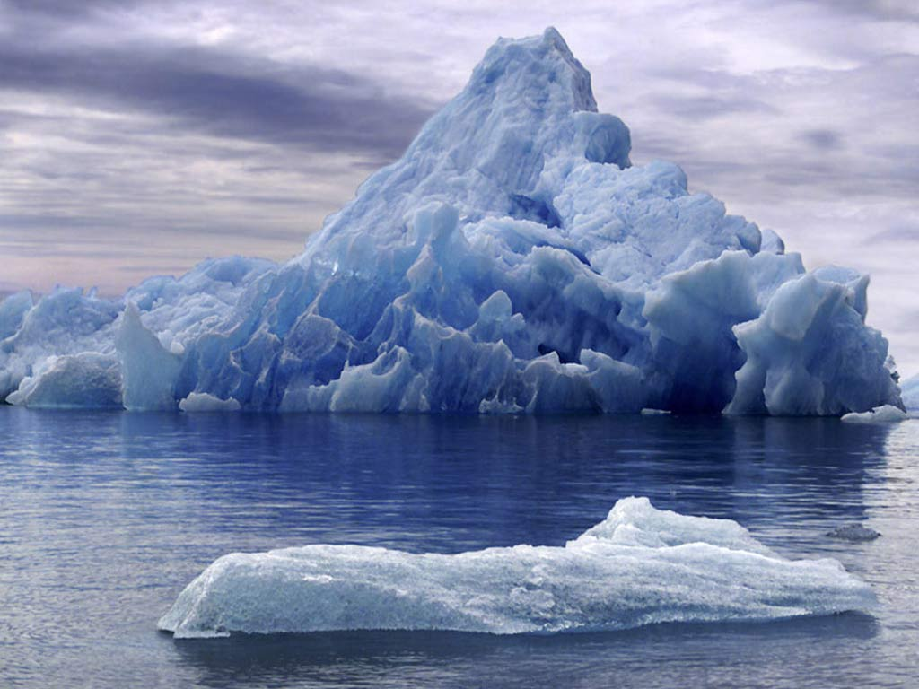 Oceanography- Jenny Goodman: Glaciers And Icebergs