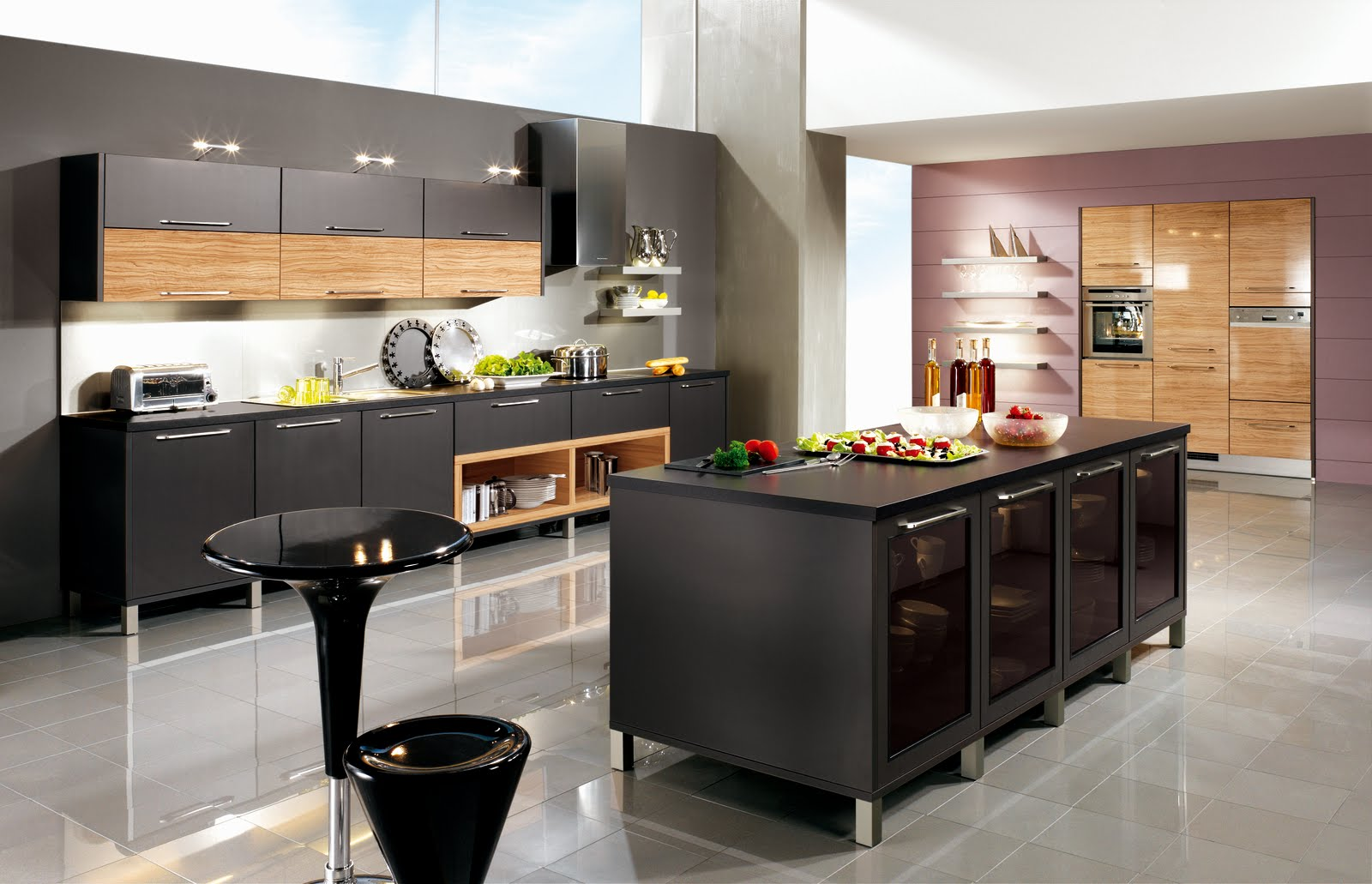 gabinetes de cocina cerraduras de las puertas. Black Bedroom Furniture Sets. Home Design Ideas