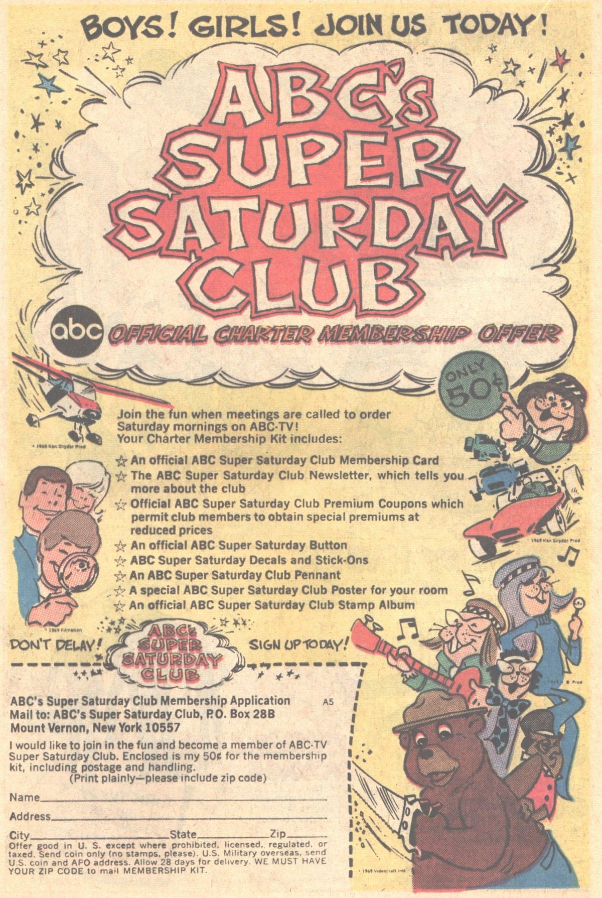 Read online Adventure Comics (1938) comic -  Issue #386 - 20