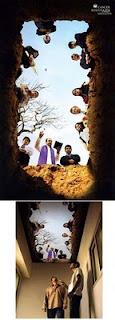 Creative ceiling 3
