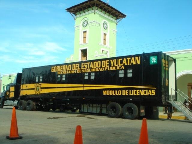 Maxcanu Yucatan Frontera Maya De Nuestro Estado Llega