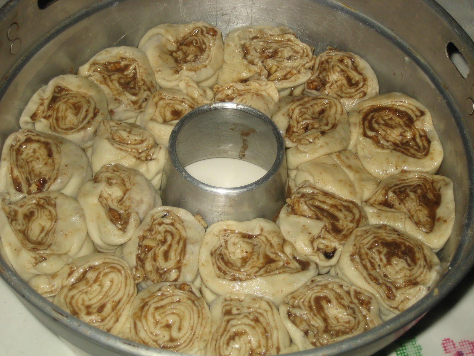 Kıymalı Çörek Pay