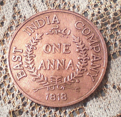 one anna east india company