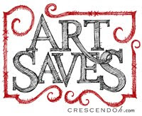 Art Saves ~ by Claudia Rohling