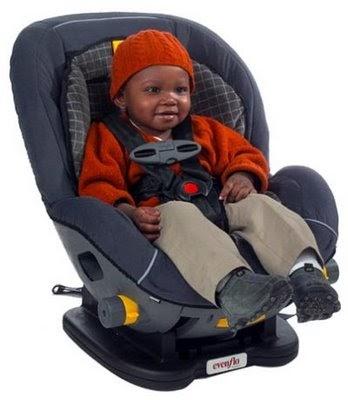 peaceful parenting: Common Car Seat Errors