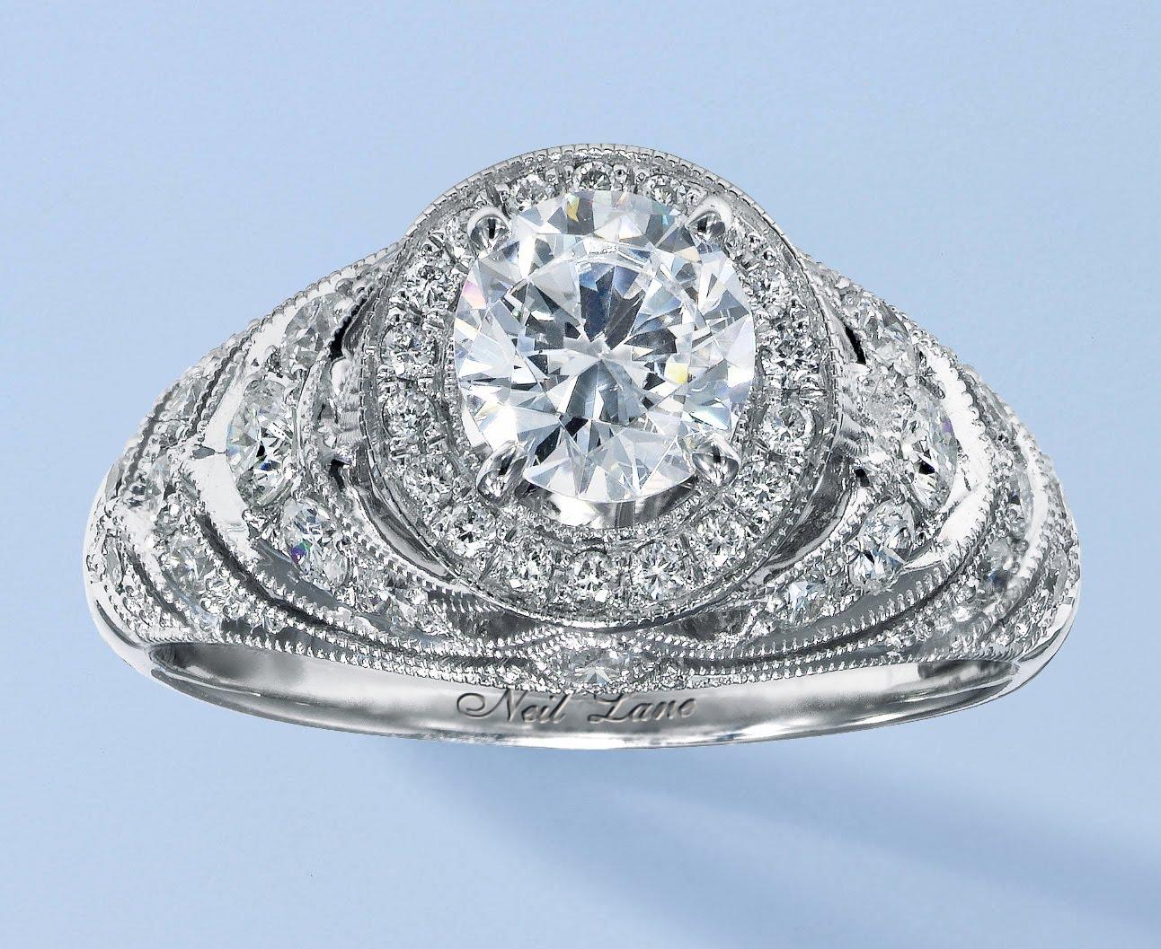 neil lane creates bridal collection for kay jewelers wedding ring Neil Lane Creates Bridal Collection for Kay Jewelers