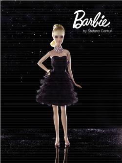 efa0b8b5cb7ce Jewelry News Network: Barbie Doll with Pink Diamond Choker at ...