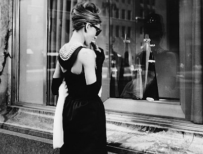 that i was having breakfast at tiffanys.