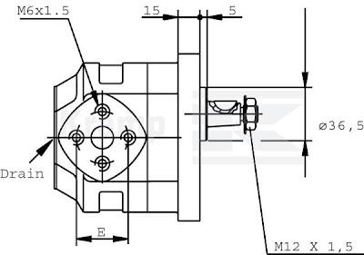 Lyra Hydraulics Pumps & Motors: KP20-POMPA ROTI DINTATE