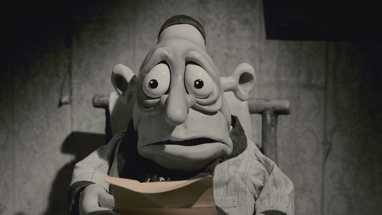 Critic After Dark Mary And Max Adam Elliot 2009