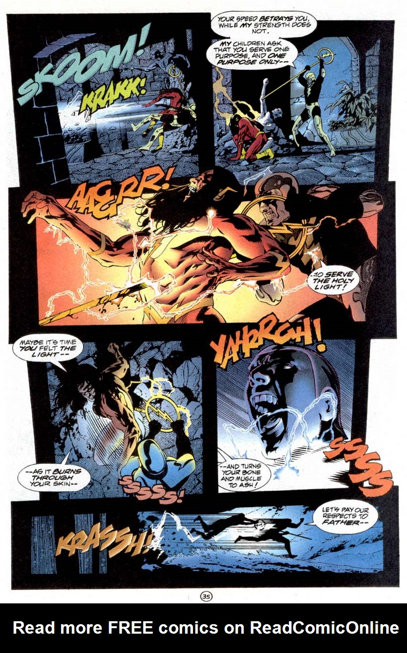 Read online The Flash (1987) comic -  Issue # _Annual 9 - 36
