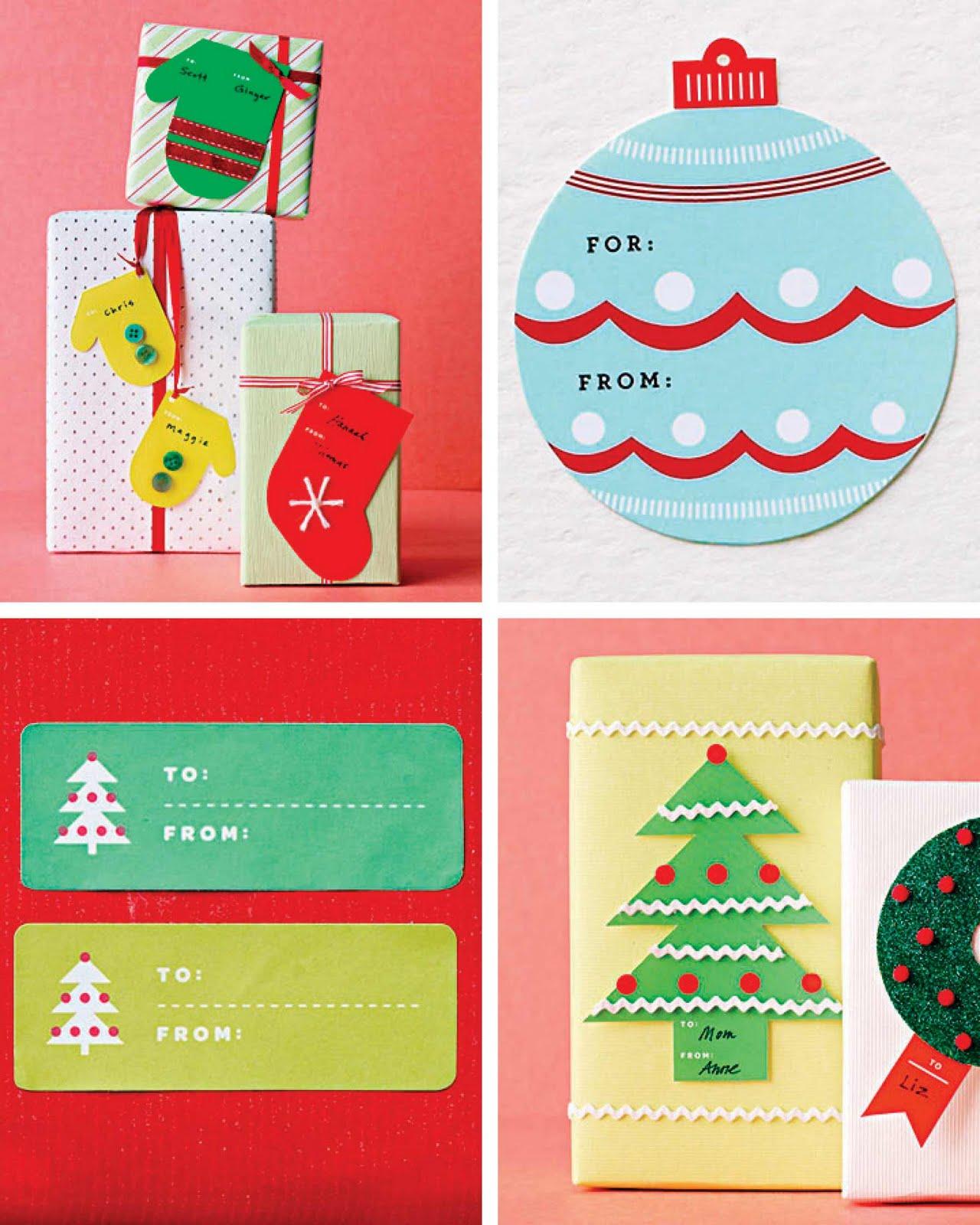Cars printable gift tags martha stewart for Martha stewart gift tag template