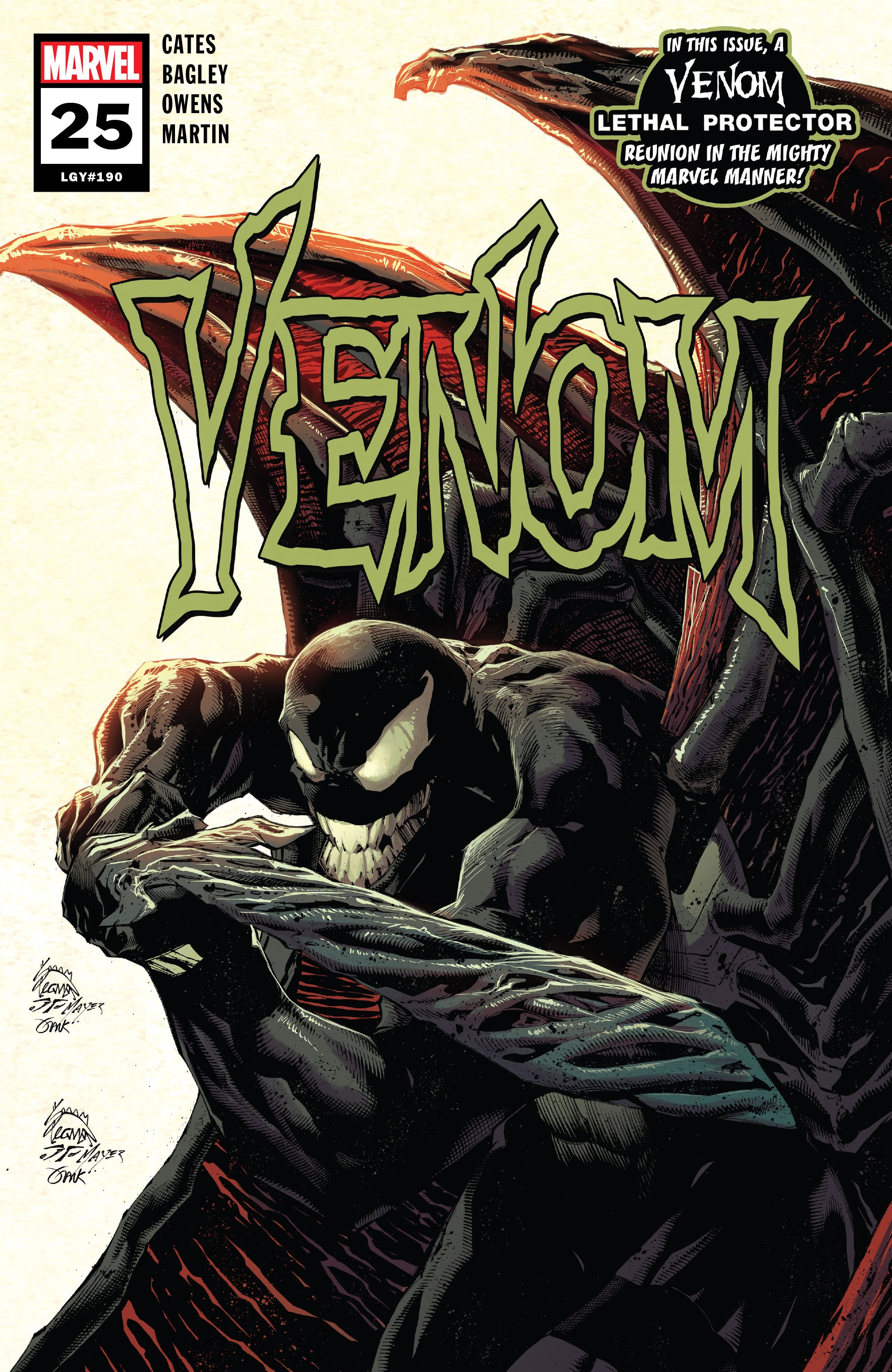 Venom (2018) 25 Page 1