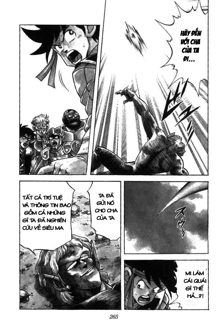 Dấu ấn rồng thiêng chap 132 trang 12