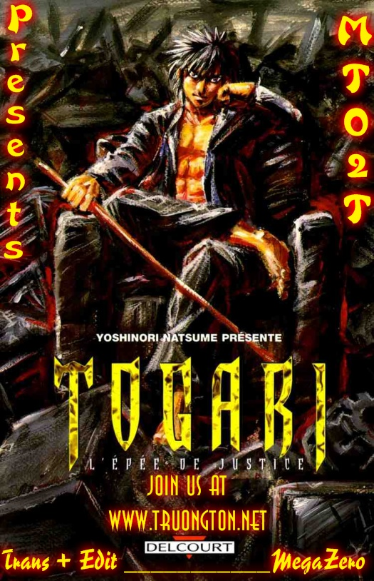 Togari chap 039 trang 1