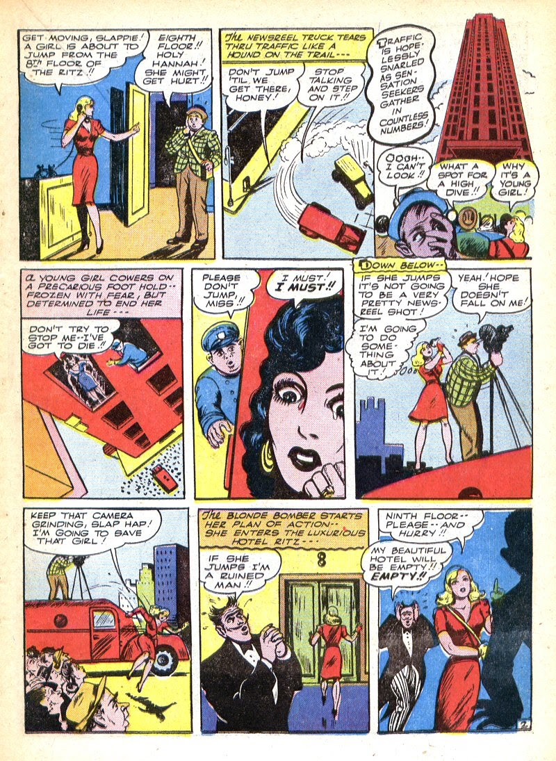 Green Hornet Comics issue 7 - Page 23