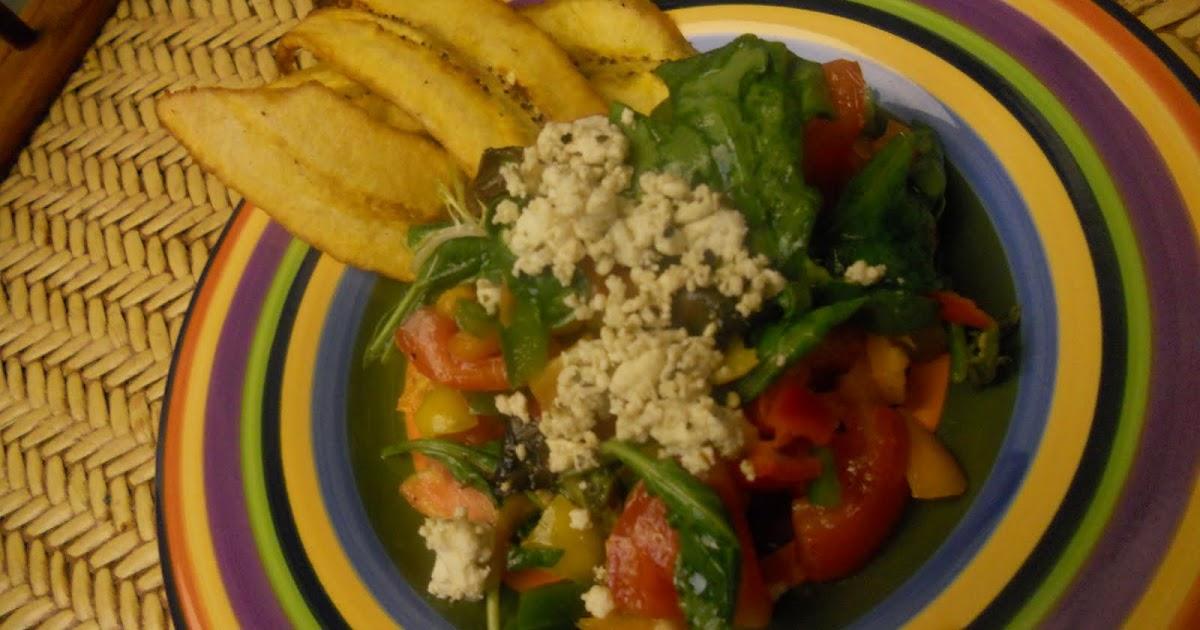 My Haitian Kitchen: Shay's Mediterranean Sweet Pepper