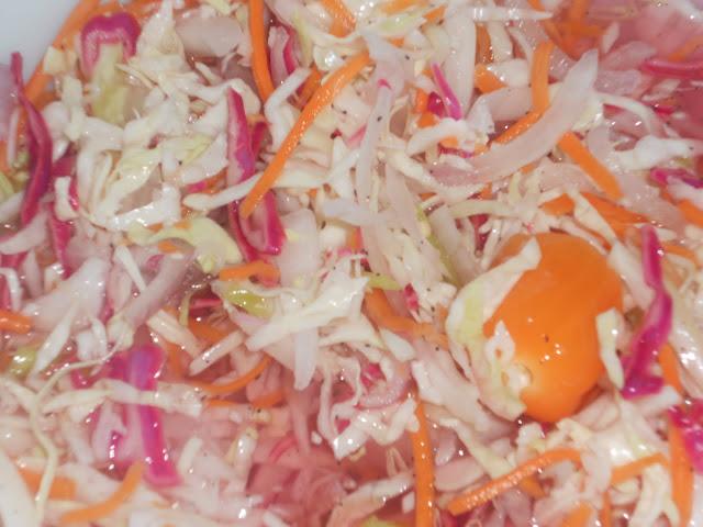 My Haitian Kitchen: Pikliz*