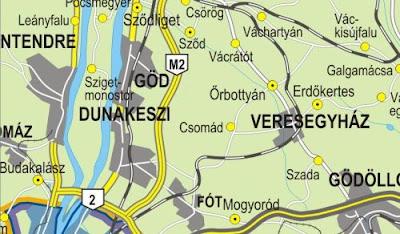 térkép pest megye Online térképek: Pest megye térkép térkép pest megye