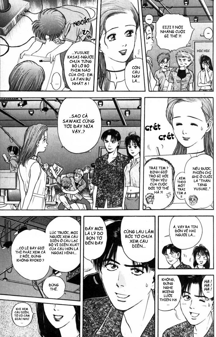 Psychometrer Eiji chapter 18 trang 5
